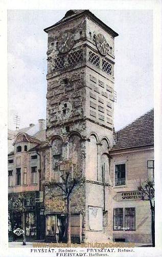 Freistadt, Rathaus