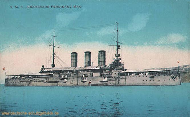 S.M.S. Erzherzog Ferdinand Max