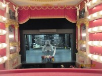 Staatsoper Stage from the King's Box