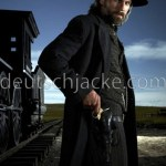 Hell on Wheels Cullen Bohannon (Anson Mount) Trench Coat.