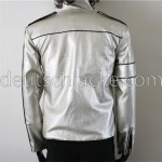 Michael Jackson Heal the World Concert Silver or Black Jackets.3