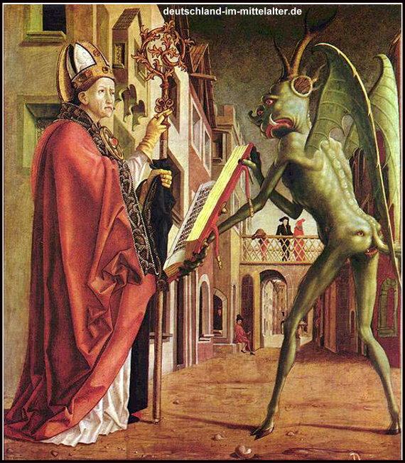 Augustinus Und Der Teufel