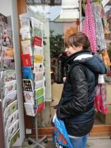Shopping in den Kunsthofpassagen