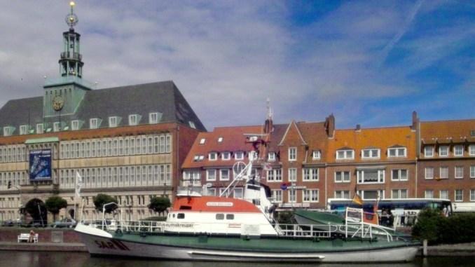Emden Zu Gast In Der Seehafenstadt Deutschlandkarte Net