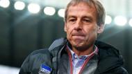 Ende einer kurzen Amtszeit: Klinsmann hört bei Hertha auf.