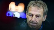 Nicht länger Trainer bei der Hertha: Jürgen Klinsmann schmeißt hin.