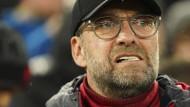 Ob Jürgen Klopp und der FC Liverpool noch Meister werden können, ist ungewiss.