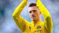 Wieder für Borussia Dortmund am Ball: Marco Reus, hier 2019