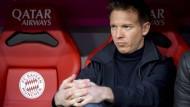 Leitet von nun an die Geschicke des Münchner Bundesligaklubs: Trainer Julian Nagelsmann