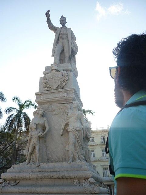 José Marti La Havane Cuba
