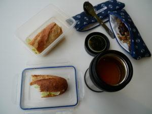 Lunch zero-dechet