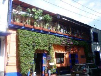 Maison typique- Coyoacan