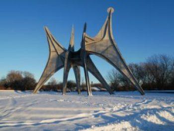 Statue de Calder, Parc Jean-Drapeau