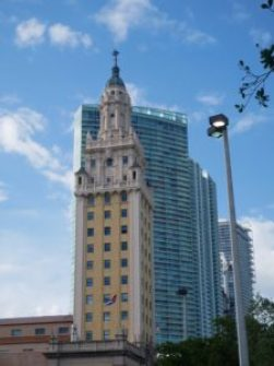 Miami - Freedom tower