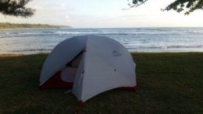 Camping Anahola