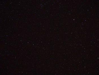 Ciel étoilé à Mather Point