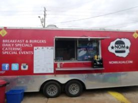 Food truck Kapa'a