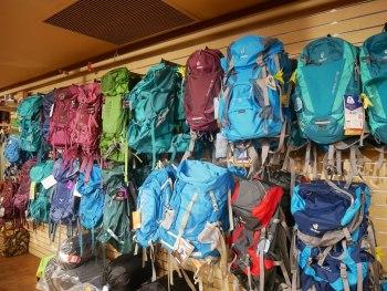 Boutique d'équipement Market plaza