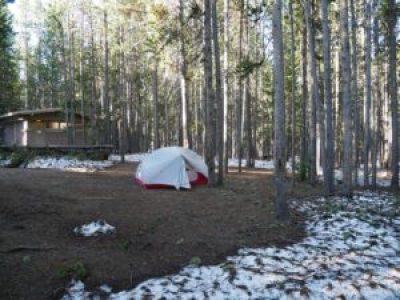 Camping Canyon