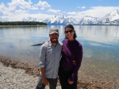 Deux Evades à Grand Teton