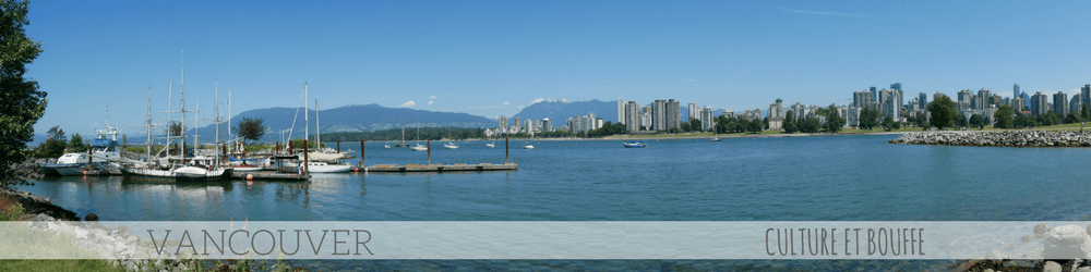 4 MOIS ETATS-UNIS CANADA VANCOUVER
