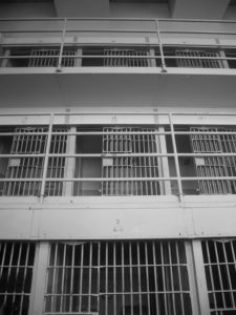 Alcatraz intérieur