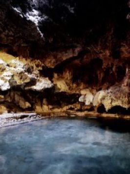 Cave and Basin - intérieur