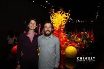 Deux Évadés au Chihuli Museum