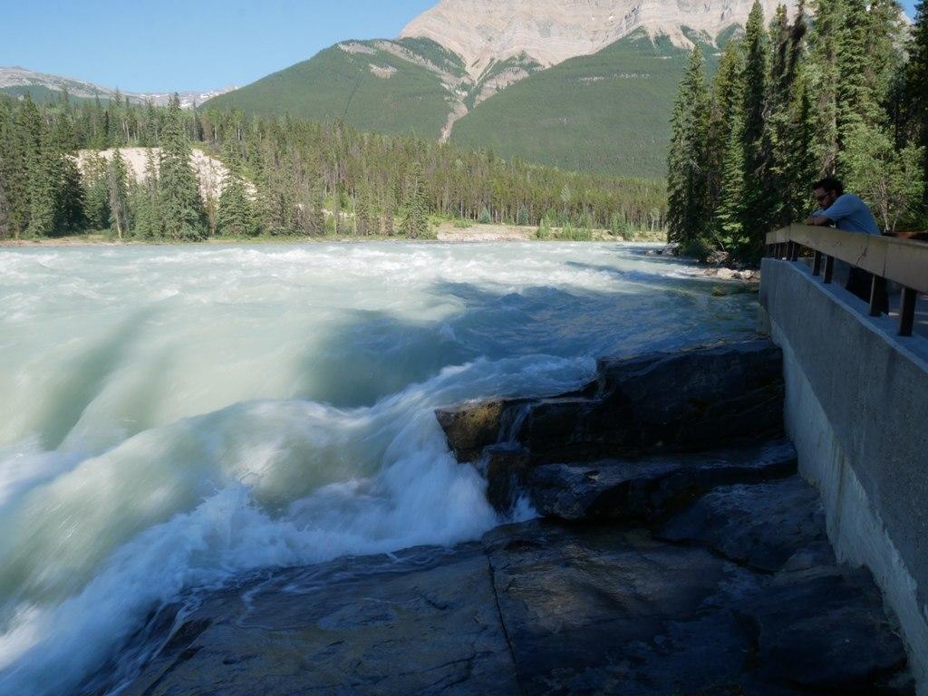 Chuttes d'Athabasca