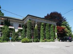 Maison Hycroft à Vancouver