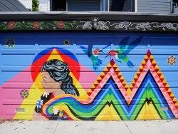 Murales Quartier Mission - SF