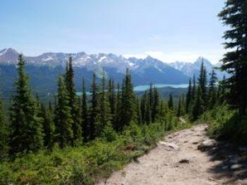 Randonnée Lac Maligne à Jasper