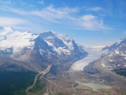 Wilcox Pass Trail - Glacier Athabasca à Jasper