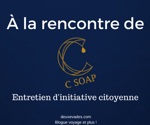 À la rencontre de C Soap