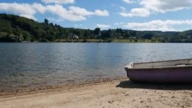 Lac du parc du Haut Languedoc