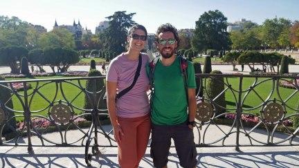 Deux Évadés à Madrid