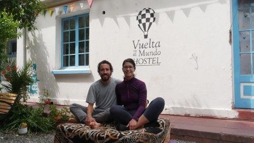 Deux Évadés à Vuelta al Mundo
