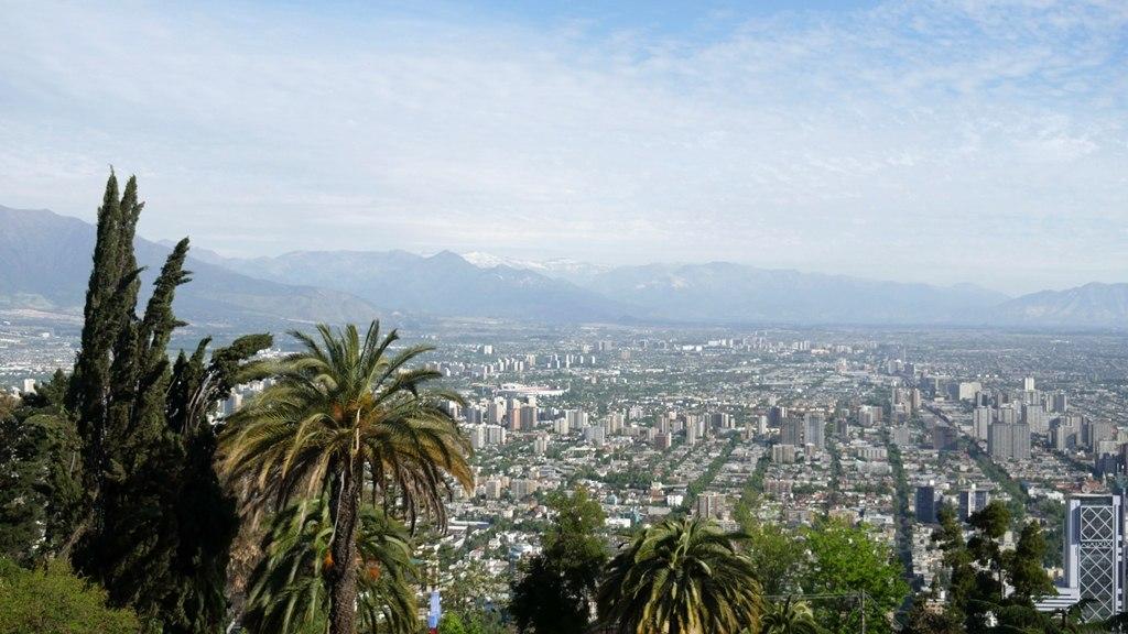 Randonnée Cerro San Cristobal (2)