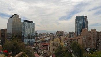 Vue Santiago