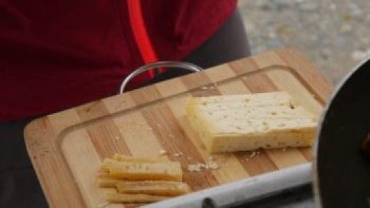 Fromage Los Manzanos sur Chiloe