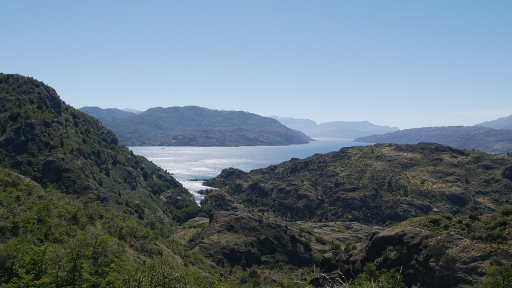 Reserva nacional Tamango Lac Cochrane