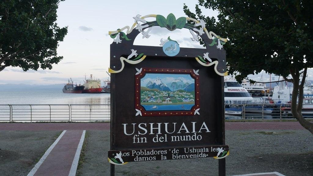 Ushuaïa Fin del mundo