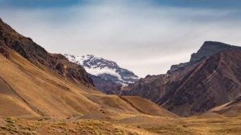Cerro Aconcagua Argentine