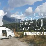 Journal de Bord 06 Partageons la route
