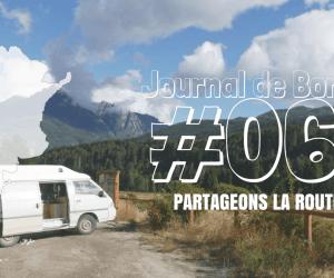 [Journal de bord en Argentine] #06 Partageons la route