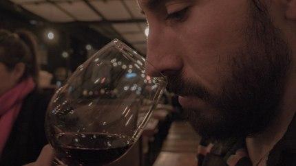 Dégustation à la Vinoteca