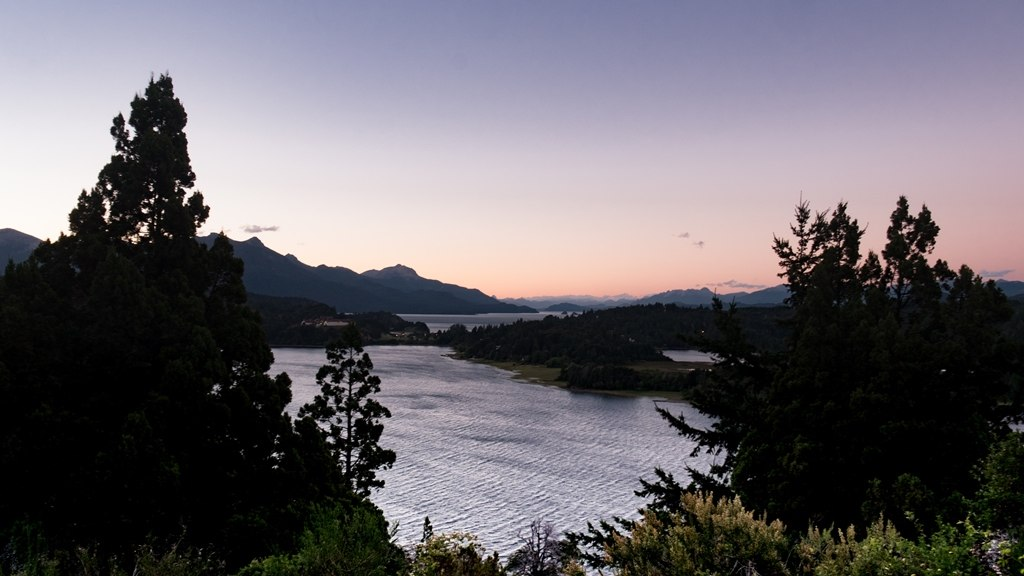 Dormir en van à Bariloche