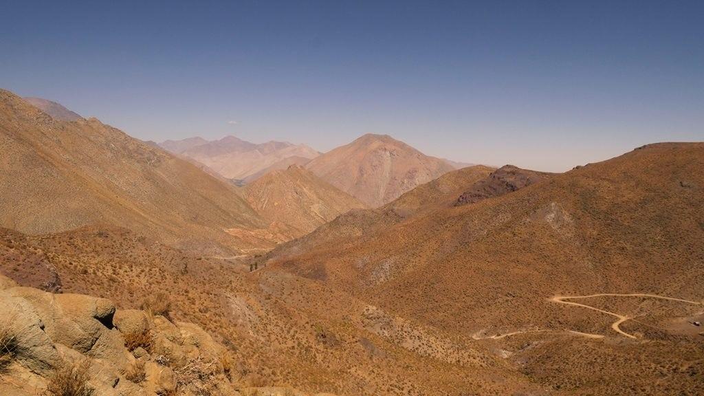 La vallée de l'Elqui