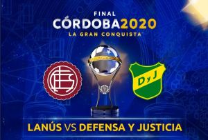 final Lanus Defensa y Justicia