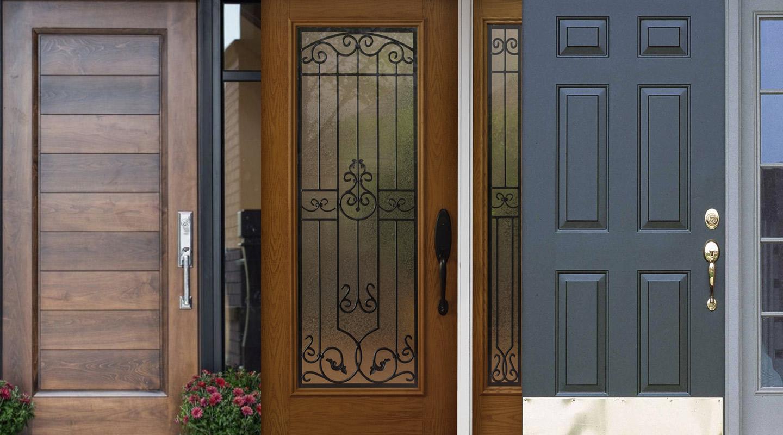 review of front door brands and materials